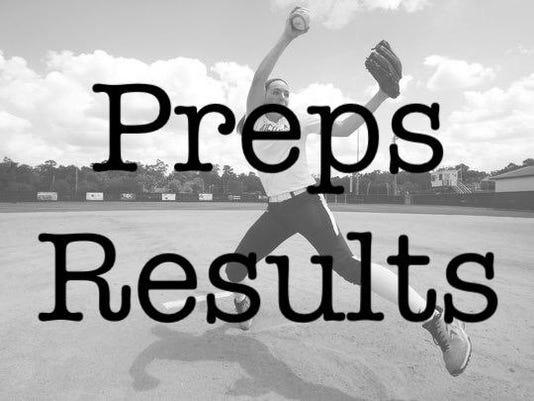 Preps Results photo