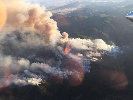 Montana is about to enter another potentially severe fire season with a paltry $4 million in a firefighting reserve fund after paying the bills from last year's record-setting summer.