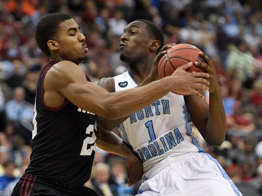 NCAA Basketball: NCAA Tournament-2nd Round-North Carolina vs Harvard