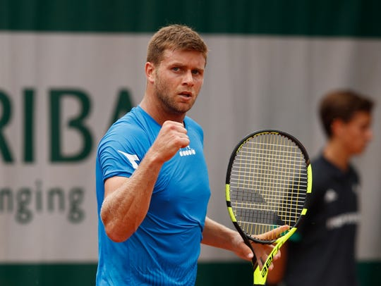 Ryan Harrison is a career-best 41st in the world.
