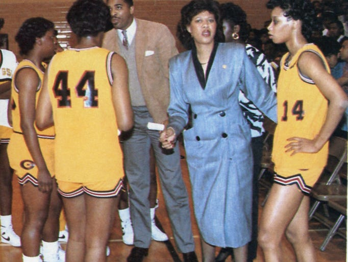 Grambling State women's basketball, 1986-87