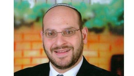 Rabbi Royi Shaffin
