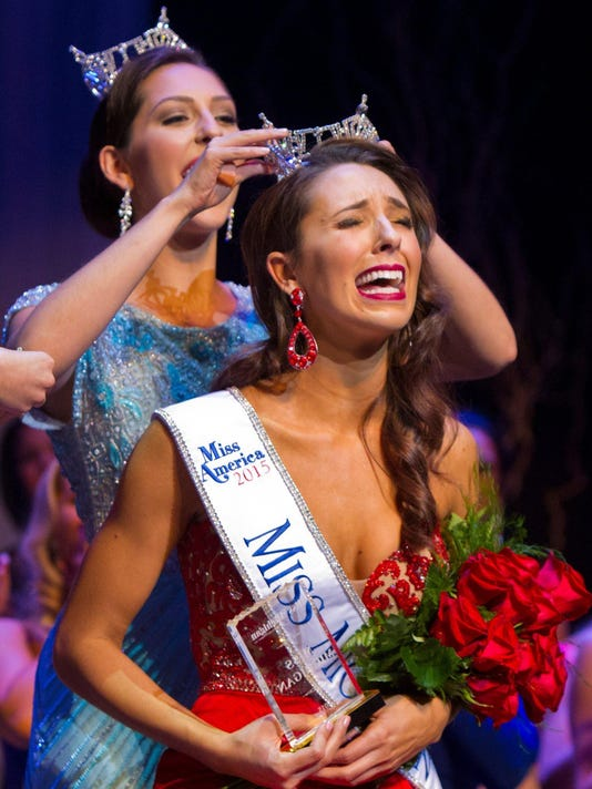 Miss Michigan Scholarship Pageant