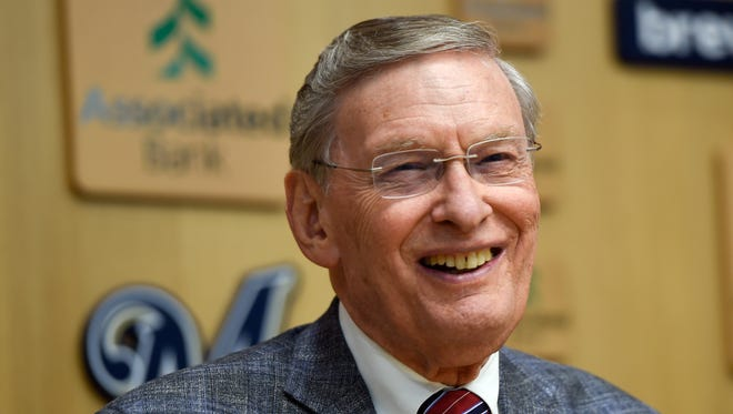 Bud Selig served as MLB commissioner for 22 years.
