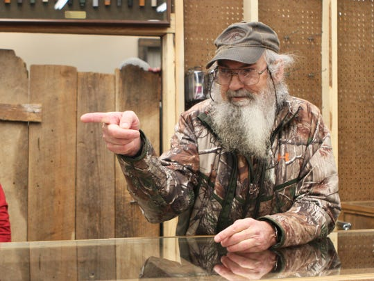 Si signing rifle