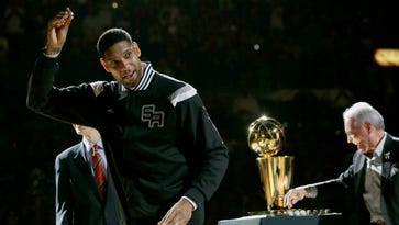 5-time NBA champion Tim Duncan retires after 19 seasons