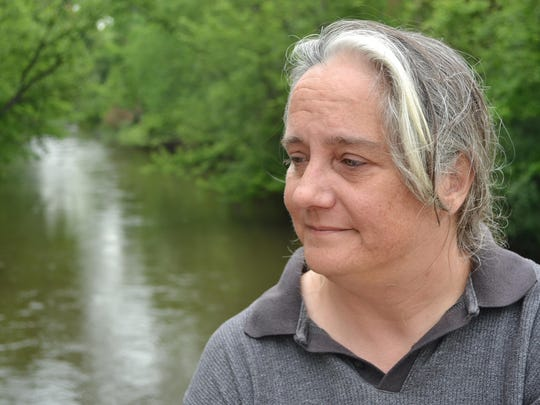 Michelle Barlond Smith said she didn't consider herself an activist before the 2010 Enbridge oil spill devastated the Baker Estates mobile home park where she lived.