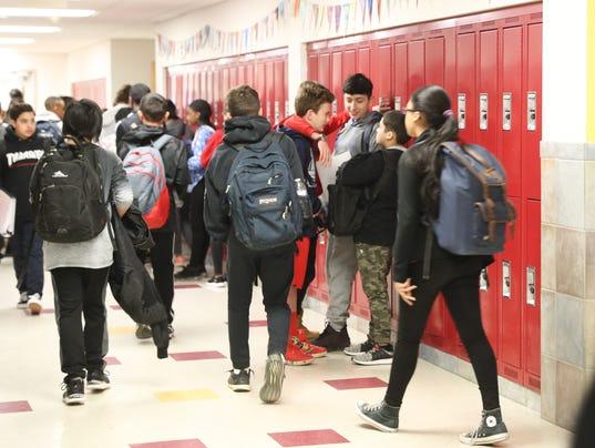 Fieldstone Middle School - Schools to Watch
