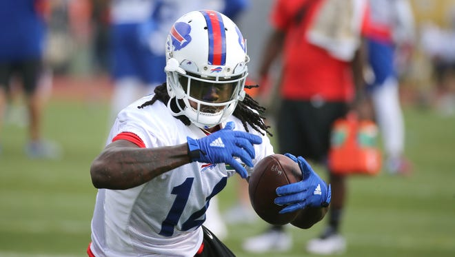 Sammy Watkins is headed to Los Angeles to play for the Rams.
