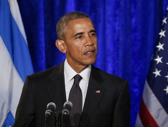 President Obama speaks at the Righteous Among the Nations