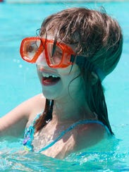 Admission to local pools can be one of the prizes for