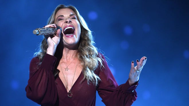 LeAnn Rimes will perform material from her recent Christmas album Sunday at the McCallum Theatre.