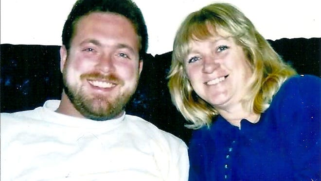 Judy Deaven said when her son, Joey Behe, was a boy, he was sexually abuse by a priest from the Allentown Diocese. Deaven said her son died in 2015, and she had testified before the grand jury that investigated the Allentown diocese and five others.