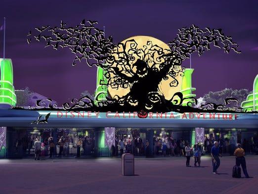 disney parks halloween events without the screams - Disney Halloween Photos