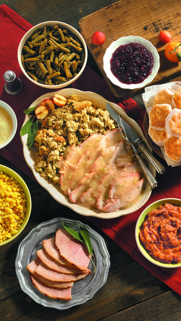 Cracker Barrel is one of many restaurants that offers Thanksgiving meals to-go.