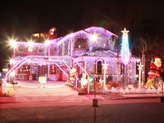 Homes will be lit up in San Tan Valley's Waverly subdivision