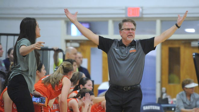 Cherokee's Ron Powell recently won his 500th game of his coaching career.