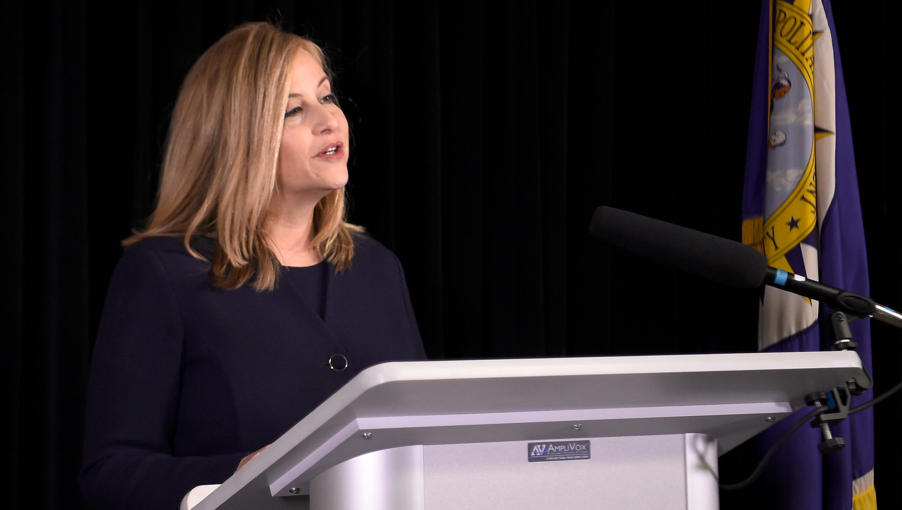 Read: Nashville Mayor Megan Barry's resignation remarks