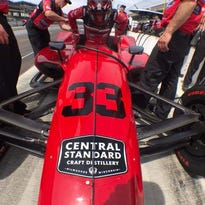 Milwaukee's Central Standard Craft Distillery gets its logo on an Indy 500 race car