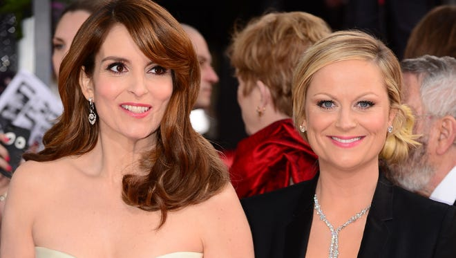 Tina Fey and Amy Poehler have some surprises in store for the Globes.