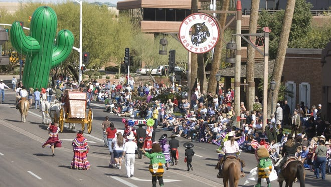 The Arizona Republic The Parada del Sol brings out generations of Arizona families. The centennial makes this year's version particularly interesting.