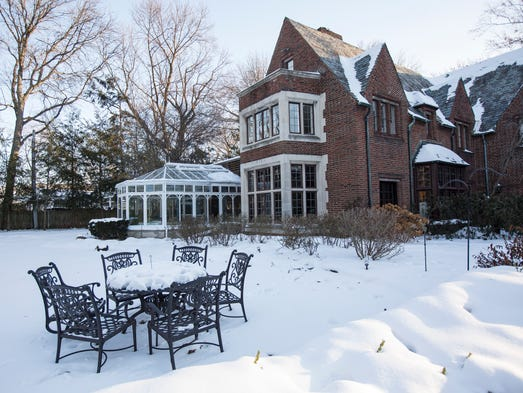 Grosse Pointe Farms Mansion Holds On To Wealthy 1920s