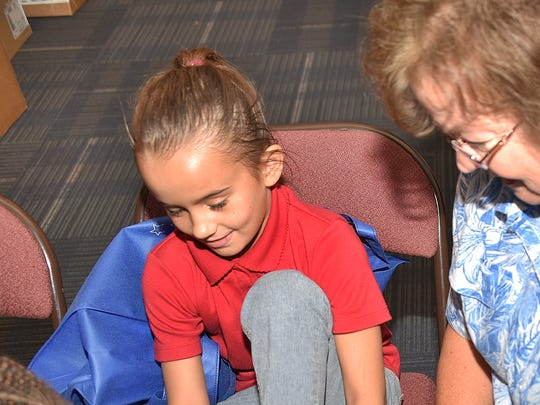 The Back to School Clothing Drive has been outfitting