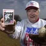 Women's baseball legend Pat Scott, 87, dies