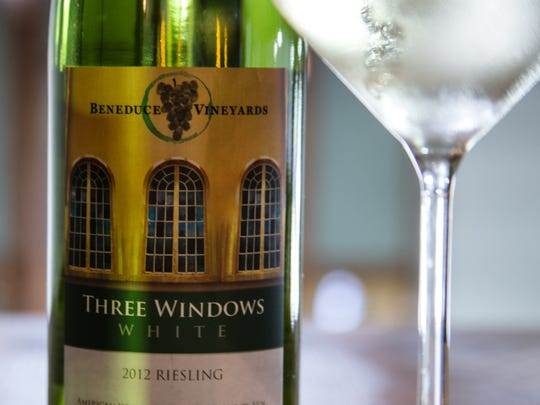 The Three Windows White Riesling has brought in several