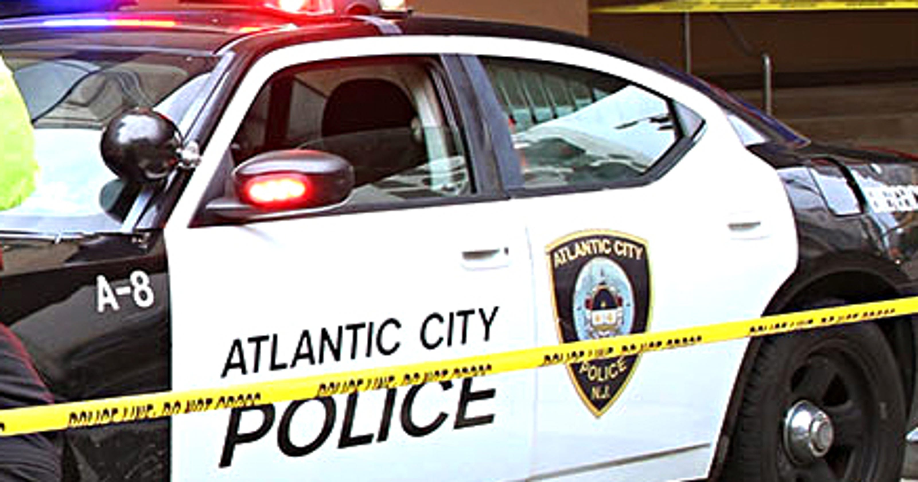 Leon Green of Vineland New Jersey arrested in Atlantic City shooting
