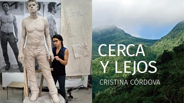 Cristina Cordova's upcoming exhibit at Penland Gallery features two and three-dimensional images of her family members.