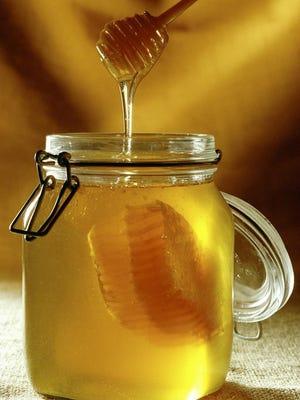 Sourwood honey begins flowing locally in June.