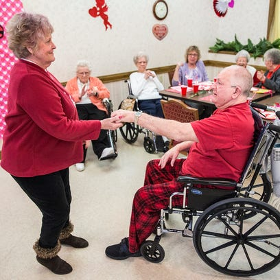 Residents at Bethel Pointe Health & Rehab were treated