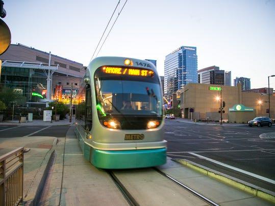 Phoenix light rail