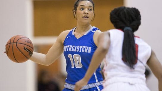 HSE's Bre Lloyd will participate in the Top 60 Senior