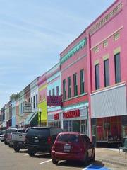 Shopping, restaurants, history and festivals make Yazoo