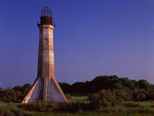 Sabine Pass Lighthouse