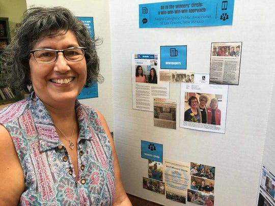 Margo G. Bencomo, public relations coordinator for
