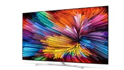 Televisions, such as this Super UHD, are among the