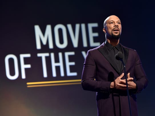 Rapper Common