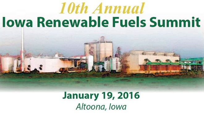 The summit begins at 7:30 a.m. Tuesday at Prairie Meadows Conference Center.