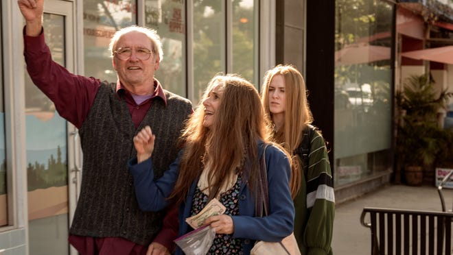 Richard Jenkins and Debra Winger are thrilled with money; Evan Rachel Wood just doesn't care.
