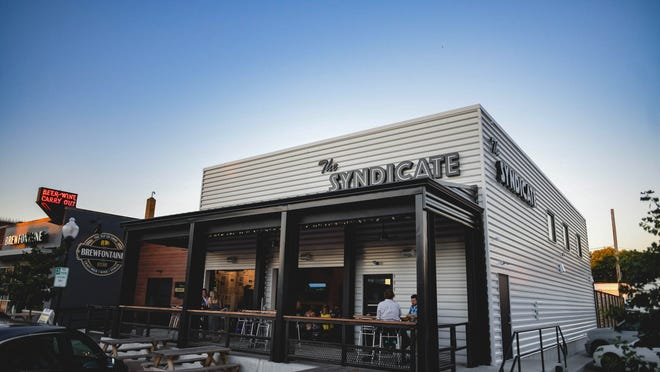 Pictured is The Syndicate, a restaurant in Bellefontaine, Ohio.