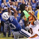 Colts wide receiver T.Y. Hilton is No. 35 on NFL.com's Top 100 list.
