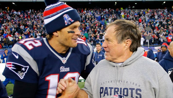 Tom Brady and Bill Belichick have put together a historic