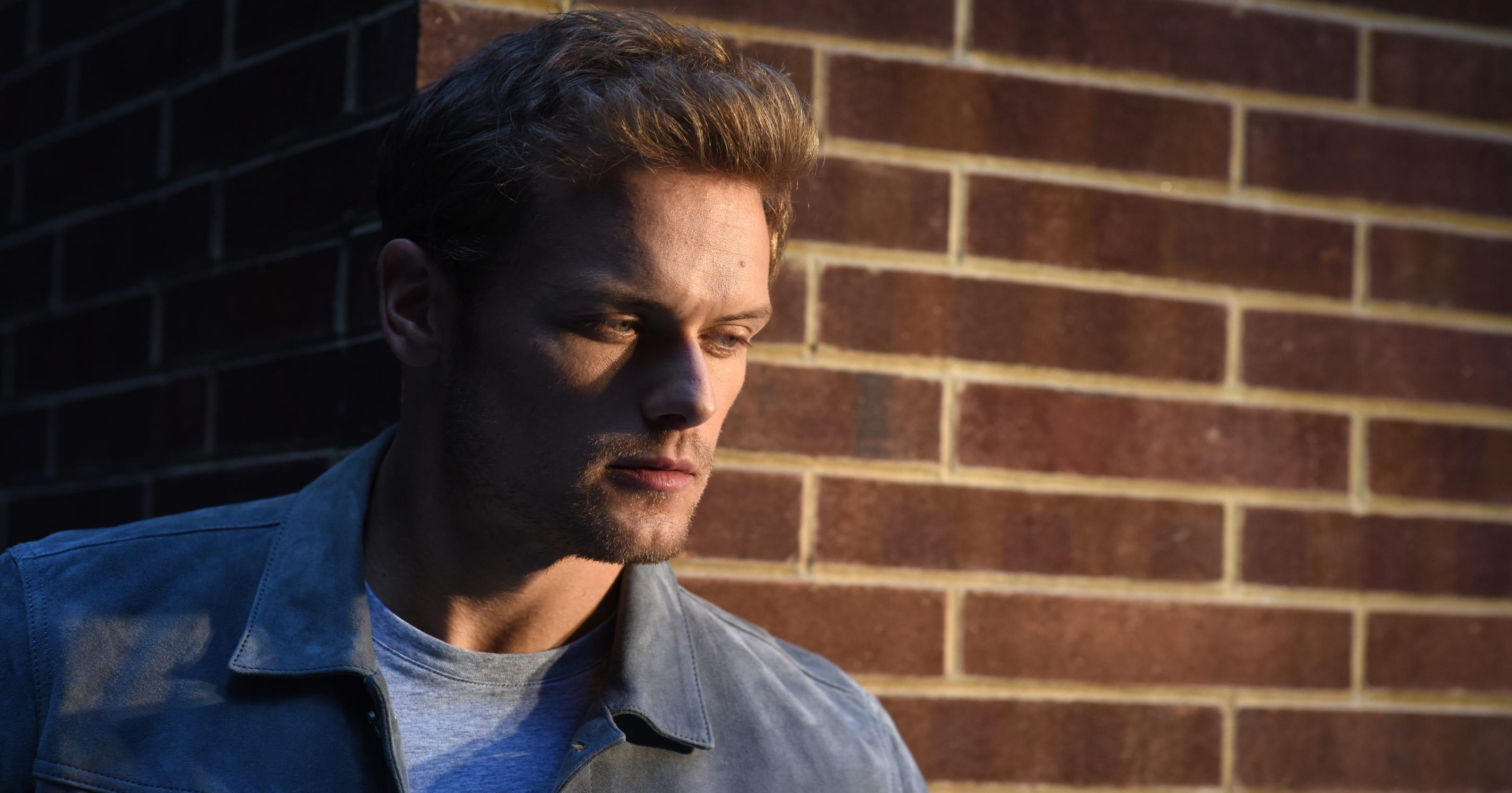 Outlander' heartthrob Sam Heughan is on the brink movie stardom