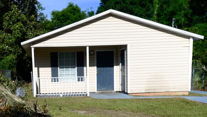 Pensacola Habitat for Humanity just sold 57 sites for well below their assessed value.