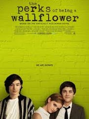 """The Perks of Being a Wallflower"", by Stephen Chbosky."