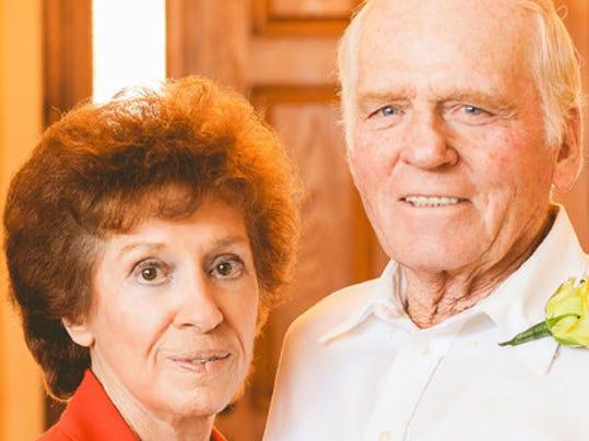 Anniversaries: Red Blake & Patricia Blake