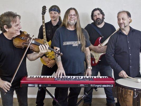 The Allman-Goldflies Band